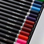 Derwent Academy Crayons de couleur Boîte métal de 36 de la marque DERWENT image 3 produit