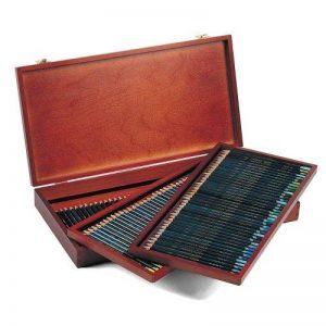 Derwent Boîte crayons de couleur pour artistes Coffret bois de 120 (Import Royaume Uni) de la marque DERWENT image 0 produit