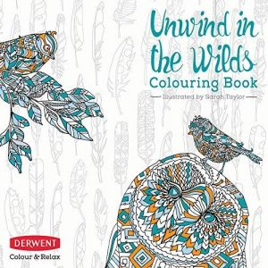 Derwent Colour and Relax: Unwind in the Wilds de la marque Sarah Taylor image 0 produit