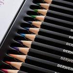 Derwent Colour Crayons de couleur Boîte en métal de 24 de la marque DERWENT image 2 produit