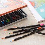 Derwent Colour Crayons de couleur Boîte en métal de 24 de la marque DERWENT image 4 produit