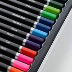 Derwent Crayons aquarellables Boîte métal de 24 de la marque DERWENT image 3 produit