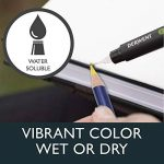 Derwent Crayons de Couleur Multicolore (Boîte de 24) de la marque DERWENT image 2 produit