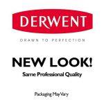 Derwent Crayons Fusain Boîte de 6 (Noir) de la marque DERWENT image 3 produit