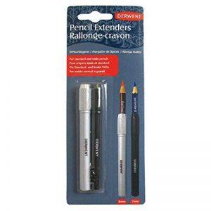 Derwent - Lot de 2 Rallonge-Crayons de la marque DERWENT image 0 produit