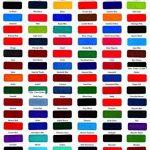 Diamine - Standard Cartouches d'encre, Saddle Brown 6 cartouches de la marque Diamine image 1 produit