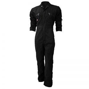 Dickies Redhawk - Combinaison de travail longue - Homme (Tour de taille 91cm - Long) (Noir) de la marque Dickies image 0 produit