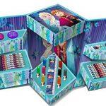 ❄ Disney Frozen Reine des Neiges type Cube malkoffer malset Ensemble de tampons ❄ de la marque Disney image 1 produit
