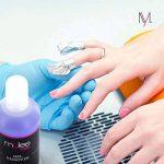 Dissolvant à L'Acétone pour Ongles Mylee 250 ml - Nettoyant professionnel de vernis et gel UV LED - Manucure et pédicure de la marque MYLEE image 4 produit