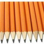 DIXON lot de 2 crayons hB dureté moyenne pour dessiner écrire peinture de 12 packs de 12 (144 crayons de papier holzbleistifte de la marque Dixon image 3 produit