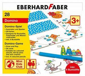Eberhard Faber Jeu de coloriage avec 6crayons de couleur de la marque Eberhard Faber GmbH image 0 produit