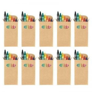 eBuyGB Crayons de cire de coloration - Kids Party sac / butin Toy mariage favorisent de la marque eBuyGB image 0 produit