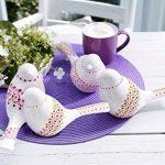 Edding 4-4200-6 4200 Marqueurs pour porcelaine Épaisseur du trait 1-4 mm Couleurs assorties de la marque Edding image 2 produit