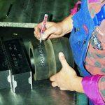 Edding Marqueur encre permanente pour toutes surfaces Pointe moyenne Blanc Lot de 10 de la marque Edding image 2 produit
