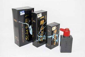 Encre de Chine bouteille de calligraphie (100g) de la marque Xihaha image 0 produit