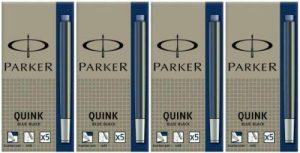 encre parker bleu TOP 5 image 0 produit