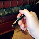Ensemble Calligraphie 14 Pièces Stylos à Encre avec 6 Plumes et Cartouches par Kurtzy - Kit pour l'Écriture Calligraphique - Ensemble Complet pour les Débutants - Étui de Rangement Inclut de la marque Kurtzy image 4 produit