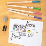 ensemble de crayons de couleur TOP 0 image 2 produit