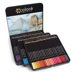 ensemble de crayons de couleur TOP 3 image 1 produit