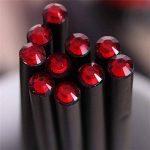 Ensemble de crayons, Letone Noir Canne à pêche avec coloré Diamant Top Sketch Crayons pour les enfants d'écriture Drawing-12Packs (HB) de la marque Letone image 4 produit