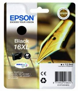 Epson Cartouche d'encre Noir 16 XL de la marque Epson image 0 produit
