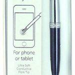 Equinoxe Cadeaux Mini stylo bille métal chromé/laqué Noir de la marque Equinoxe Cadeaux image 1 produit