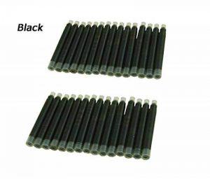 Erofa 30 pcs Jinhao International stylo plume Cartouches d'encre ( Noir ) de la marque Erofa image 0 produit