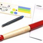 estilografica plume Lamy ABC Red Rouge pour Enfant Débutant plumin a 7151rojo de la marque ONOGAL image 2 produit