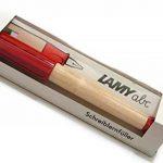 estilografica plume Lamy ABC Red Rouge pour Enfant Débutant plumin a 7151rojo de la marque ONOGAL image 3 produit