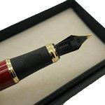Estilografica Stylo Source Rouge JINHAO X450 avec Plumin D'Acier/Iridium 4280 Pointe de la marque ONOGAL image 3 produit