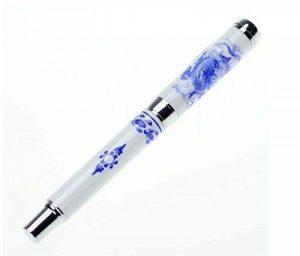 Ewfsef Style chinois Bleu et blanc Porcelaine Dragon Stylo plume de la marque EWFSEF image 0 produit