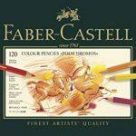 Faber-Castell 110011 Crayon Polychromos boîte métal de 120 pièces de la marque Faber-Castell image 1 produit
