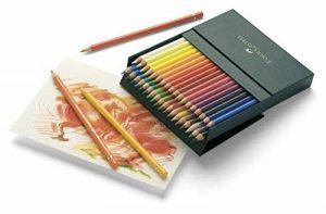 Faber-Castell 110038 Crayon Polychromos studio box de 36 pièces de la marque Faber-Castell image 0 produit