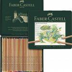 Faber-Castell 112124 Crayon PITT PASTEL boîte métal de 24 pièces de la marque Faber-Castell image 1 produit