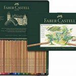 Faber-Castell 112136 Crayon PITT PASTEL boîte métal de 36 pièces de la marque Faber-Castell image 1 produit