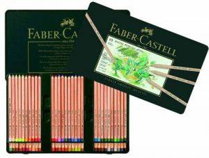 Faber-Castell 112160 Crayon PITT PASTEL boîte métal de 60 pièces de la marque Faber-Castell image 0 produit