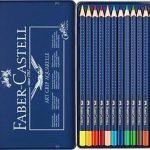 Faber-Castell 114212 Crayon ART GRIP AQUARELLE boîte métal de 12 de la marque Faber-Castell image 1 produit