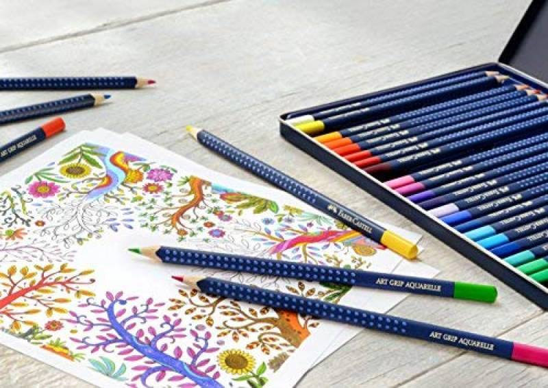 35823c06412e6f Le meilleur comparatif pour : Aquarelle crayon pour 2019 | Meilleurs ...