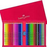 Faber-Castell 114415 Crayons aquarellables Coffret de 35 - pinceau inclus de la marque Faber-Castell image 1 produit