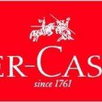 Faber-Castell 115845 Classic Crayons de couleur hexagonal, boîte métal de 24 de la marque Faber-Castell image 2 produit