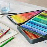 Faber-Castell 117511 Crayons de couleur Albrecht Dürer boîte métal de 120 de la marque Faber-Castell image 2 produit