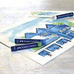 Faber-Castell 127024 Pastel à l'huile STUDIO QUALITY boîte de 24 de la marque Faber-Castell image 1 produit