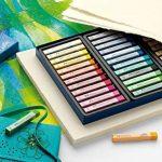 Faber-Castell 128224 Demi pastel carre tendre boîte de 24 de la marque Faber-Castell image 2 produit