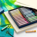 Faber-Castell 128248 Demi pastel carre tendre boîte de 48 de la marque Faber-Castell image 2 produit