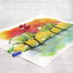 Faber-Castell 128272 Demi pastel carre tendre boîte de 72 de la marque Faber-Castell image 1 produit