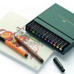 Faber-Castell 167146 Feutre PITT artist pen studio box de 12 de la marque Faber-Castell image 3 produit
