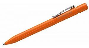 Faber Castell 243914 Stylo Bille Grip 2010 M Orange de la marque Faber Castell image 0 produit