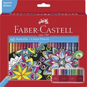 Faber-CastellCoffret de crayons de couleur, idéaux pour l'école de la marque Faber-Castell image 0 produit