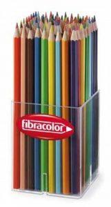 Fibracolor Rainbow crayons de couleur-Boîte de 72 de la marque Fibracolor image 0 produit
