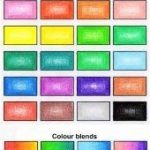 Fibracolor Rainbow crayons de couleur-Boîte de 72 de la marque Fibracolor image 4 produit
